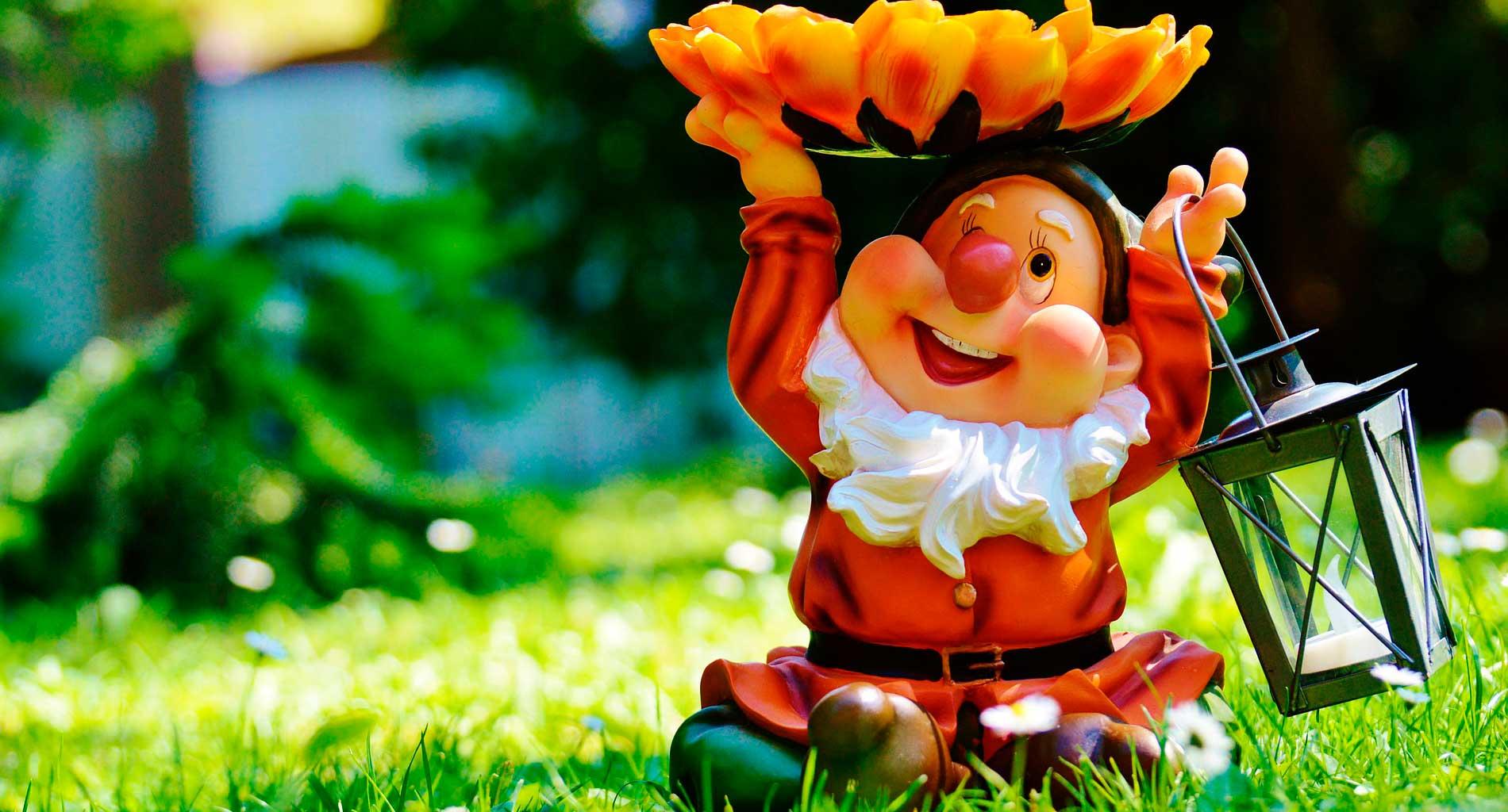 Las Mejores Figuras de Decoración para Jardines