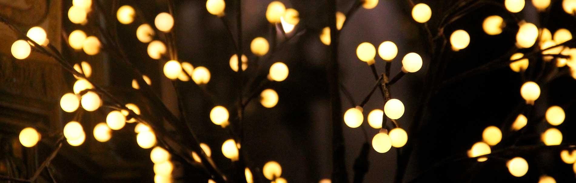 Las cinco mejores luces de guirnalda para exterior