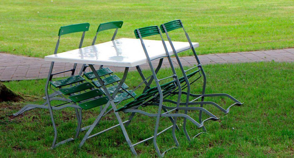 mesa de jardin decoracion diez