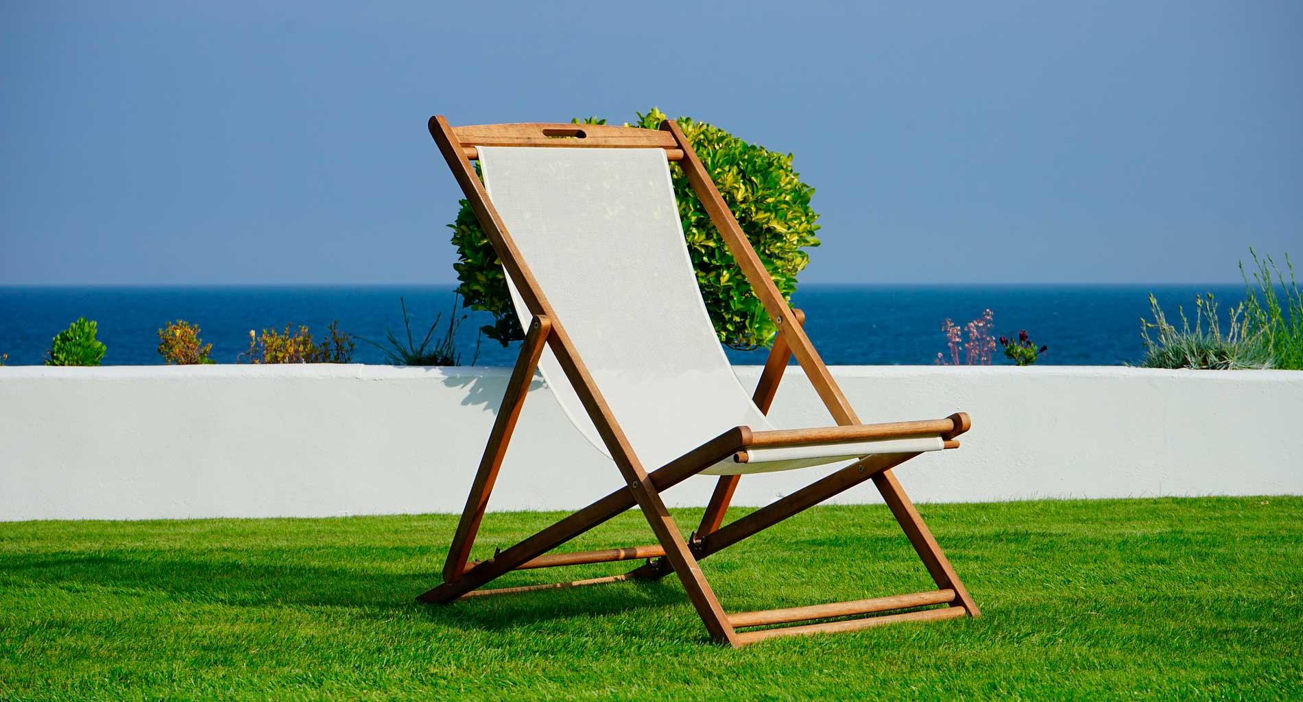 Las mejores sillas de jardín: Guía de compra