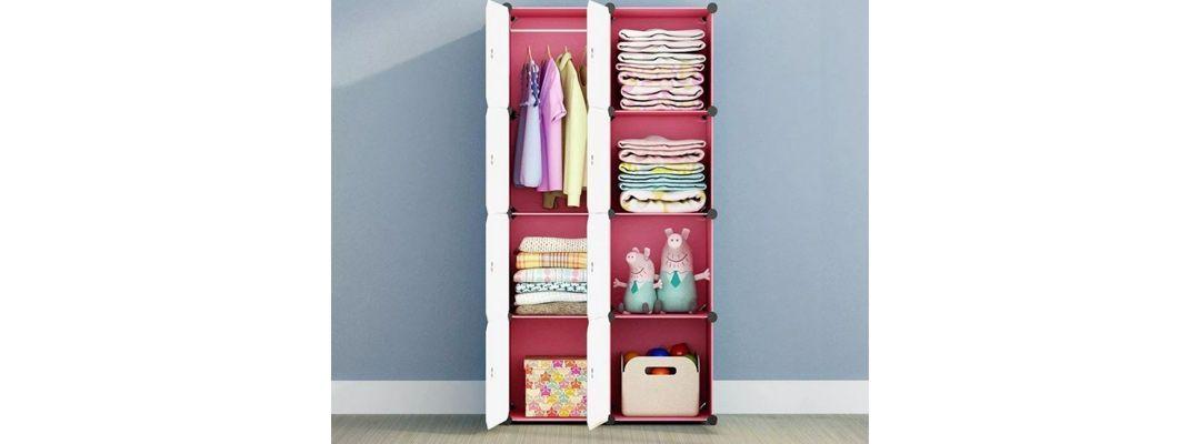 Los cinco mejores armarios infantiles para habitación de niños