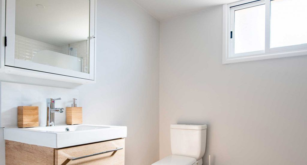armario para bano con espejo