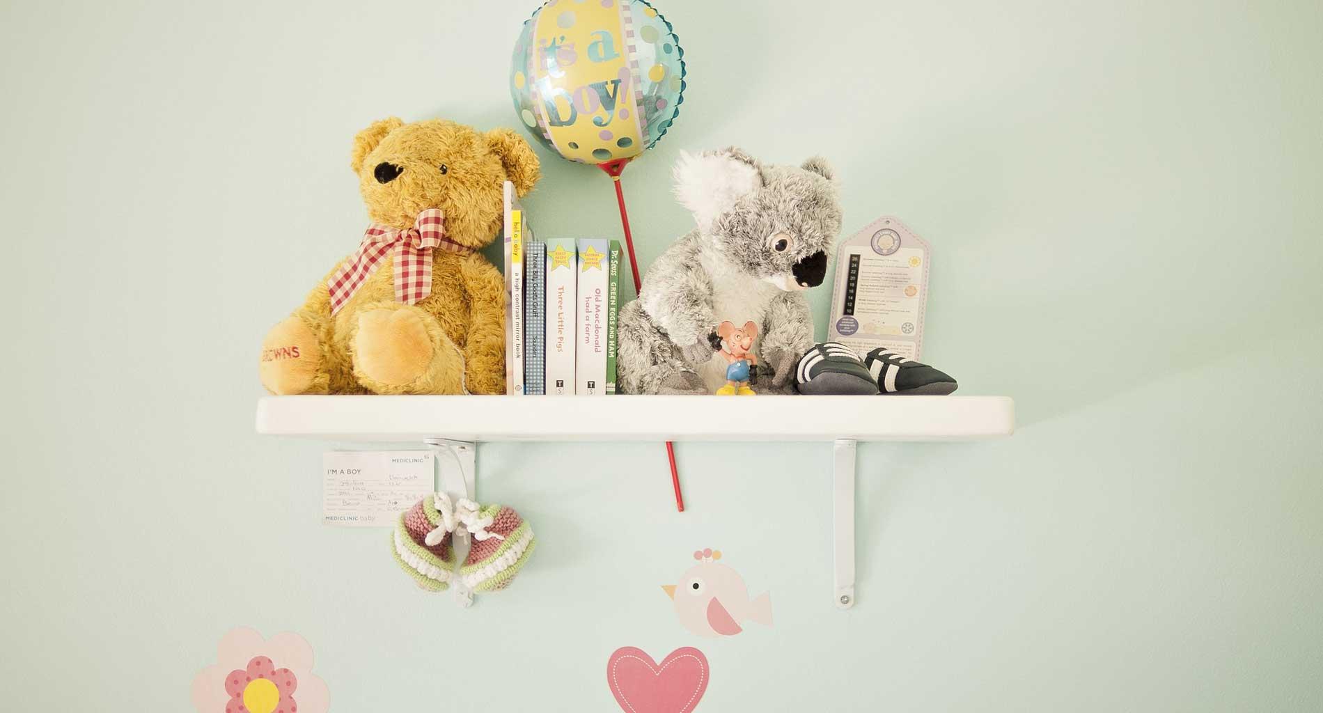 Las Cuatro Mejores Estanterías de libros para habitación de niños
