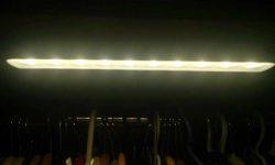 iluminar armario sin cables