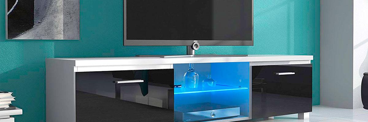 Los mejores muebles con luces led